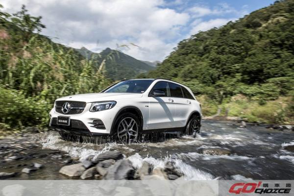 Mercedes-AMG GLC43 4MATIC全新登場