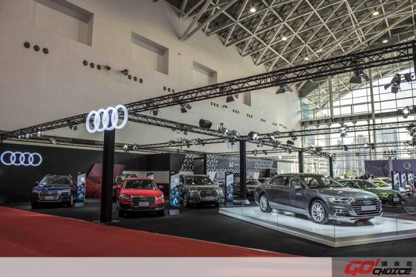 Audi RS 5 Coupé / SQ7  全新上市車款移師高雄車展
