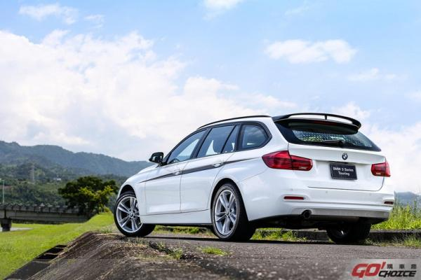 熱情旅程即刻展開 全新BMW 3系列Touring M Performance Edition限量上市