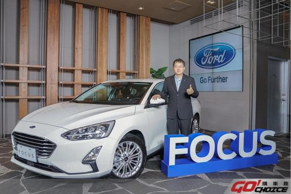 The All-New Ford Focus推出四門EcoBoost 182 17TSR