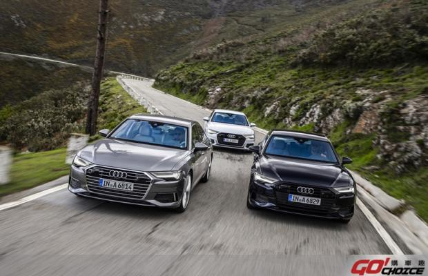 The New Audi A6 [創峰 者]  創科技 新巔峰