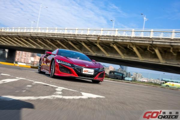 神與王 Honda NSX╳Civic Type R