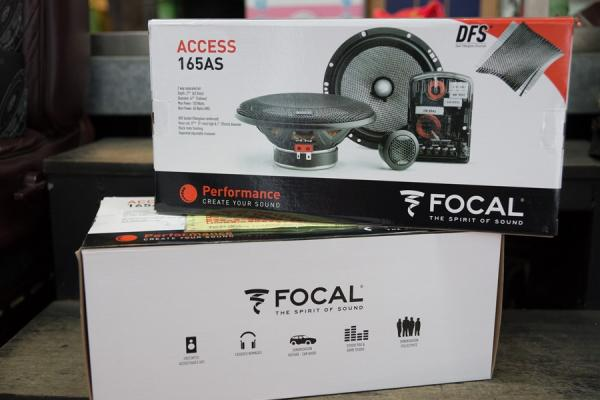 FOCAL 165AS(6.5吋)